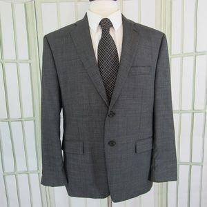 Lauren Ralph Lauren men's 44S suit jacket 2 button